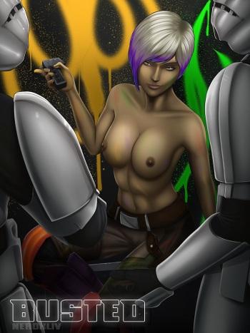 Wars rebels porno star sabine Star Wars
