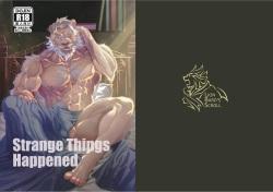 Strange Things Happened Vol.1