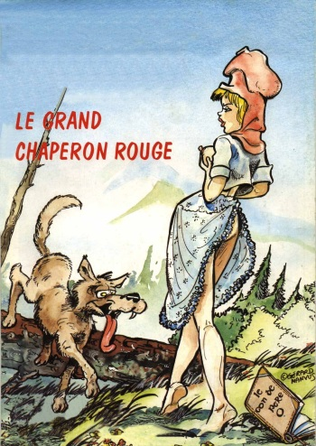 [Manvussa] Le grand chaperon rouge [French] cover