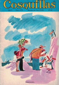 Revista Cosquillas N° 46