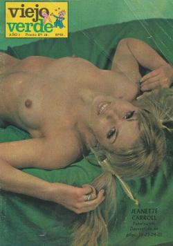 Revista Viejo Verde N°21